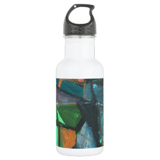 Strict Interior (abstract interior) Water Bottle