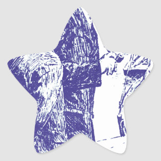 Strictly Business Star Sticker
