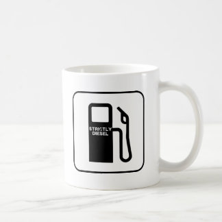 Strictly Diesel Coffee Mug
