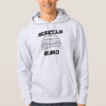 Strictly Euro BMW E36 HOODIE