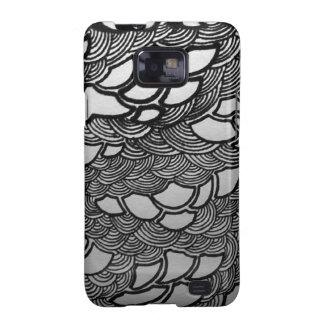 """""""Strictly No Lines"""" Galaxy SII Case"""