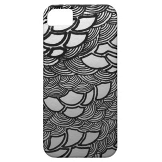 """""""Strictly No Lines"""" iPhone 5 case"""