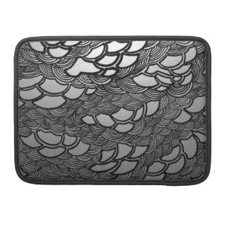 """""""Strictly No Lines"""" Macbook Pro 13"""" Sleeve"""