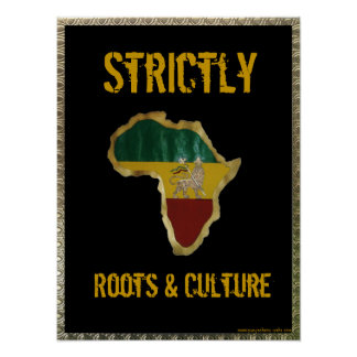 Strictly- Roots & Culture Poster