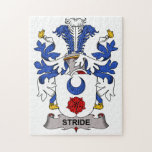 Stride Family Crest Puzzles