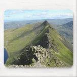 Striding Edge - English Lake District Mouse Pad