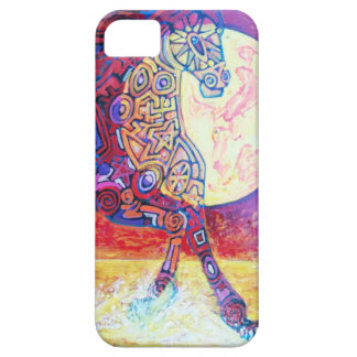 Striding magic horse iphone iPhone SE/5/5s case