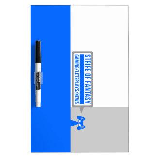Strife full logo Dry-Erase board