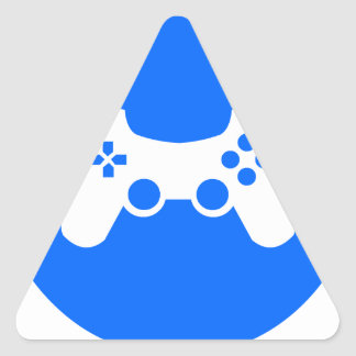 Strife logo triangle sticker