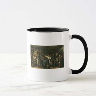 Strike, 1895 mug