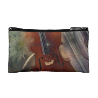 Strike a Chord with this Beautiful Musical Design Cosmetic Bag