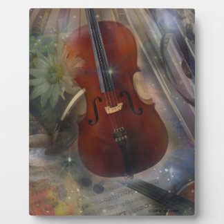 Strike a Chord with this Beautiful Musical Design Display Plaque