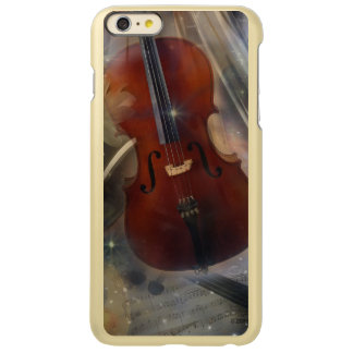 Strike a Chord with this Beautiful Musical Design Incipio Feather® Shine iPhone 6 Plus Case
