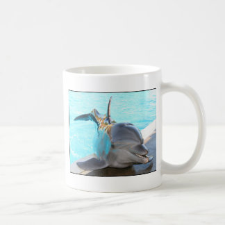 Strike a Pose (Dolphin Photo) Coffee Mug