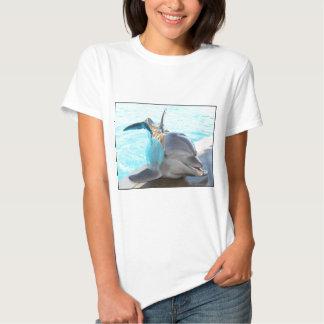 Strike a Pose (Dolphin Photo) T-Shirt