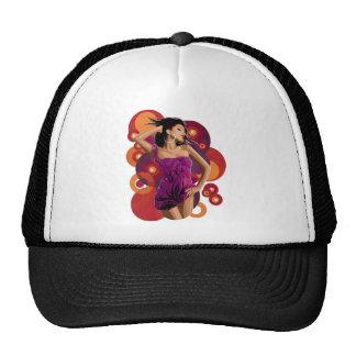 Strike a Pose Mesh Hat