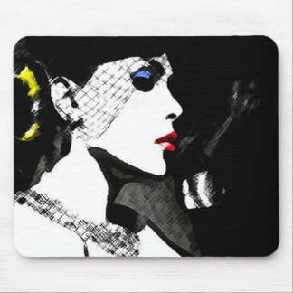 Strike a Pose Mouse Pad