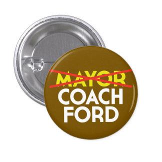 <strike>Alcalde</strike> Coche Ford Pin Redondo De 1 Pulgada