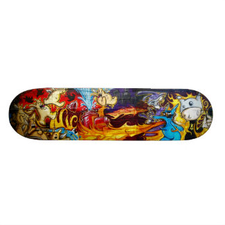 Strike Anywhere - Graffiti Sk8 Art Deck