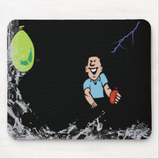 Strike Back! Mouse Pad