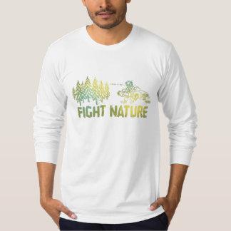 "Strike ""Fight Nature"" Long Sleeve T-Shirt"