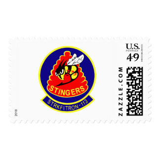Strike Fighter Squadron 113 (VFA-113) Stingers Stamps