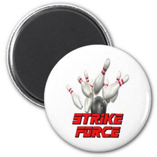 Strike Force Refrigerator Magnets