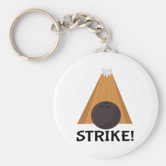Strike! Key Chains