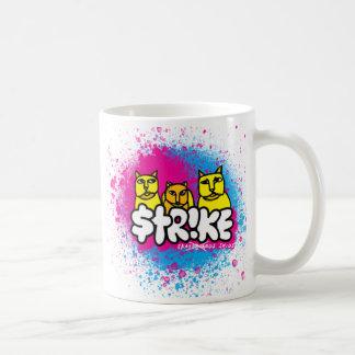 """Strike """"Live Hard Party Die"""" Mug"""