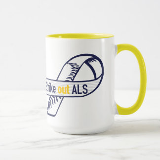 Strike Out ALS (double sided) Ringer Mug
