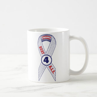 Strike out ALS Mug