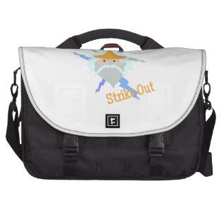 Strike Out Laptop Bag