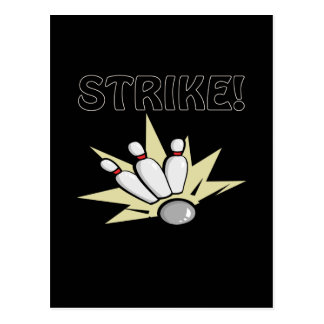 Strike Post Cards
