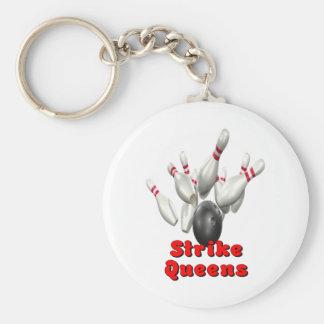Strike Queens Key Chain