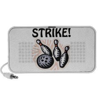 Strike Notebook Speaker