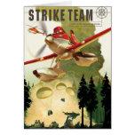 Strike Team Illustration Card