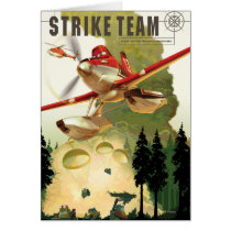 Strike Team Illustration Card