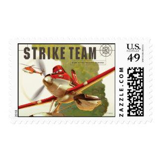 Strike Team Illustration Postage