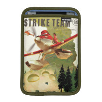 Strike Team Illustration Sleeve For iPad Mini