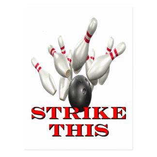 Strike This Postcard