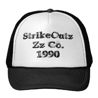 Strikeoutzzz Trucker Hat