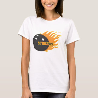Strikers Orange T-Shirt