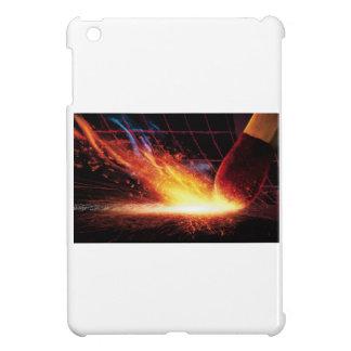 Striking A Match iPad Mini Covers