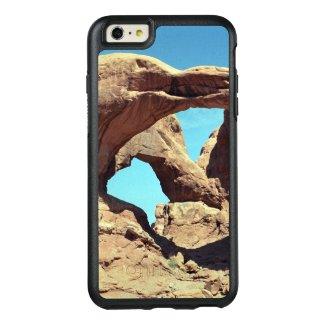 Striking Double Arch Desert Photo