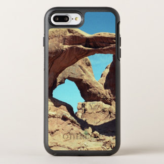 Striking Double Arch Desert Photo OtterBox Symmetry iPhone 7 Plus Case