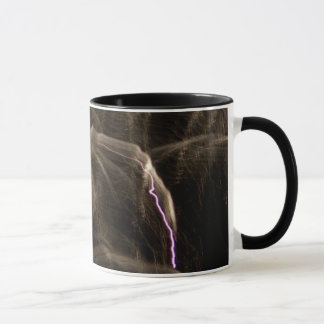 Striking Purple Light Mug