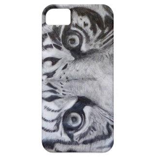 Striking tiger design iPhone SE/5/5s case