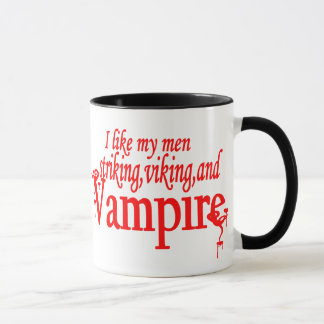 Striking Viking VampireI Mug