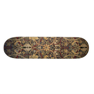 Striking William Morris Bullerwood Design Skateboard