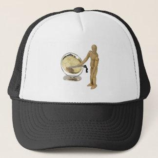 StrikingGong112809 copy Trucker Hat